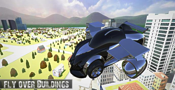 Extreme Offroad Dr Flying Car apk screenshot