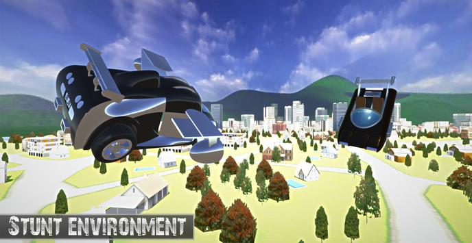 Extreme Offroad Dr Flying Car screenshot 5