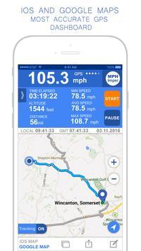 Gps Running Walking Tracker apk screenshot