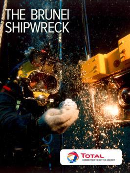 The Brunei Shipwreck poster