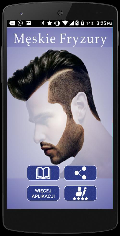 Męskie Fryzury For Android Apk Download