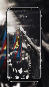 Messi lionel 4K HD Wallpapers poster