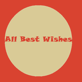 All Best Wishes  Message App icon