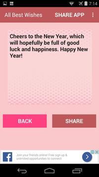 All Best Wishes  Message App apk screenshot