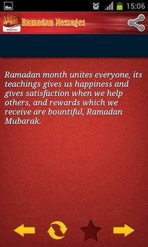Ramadan Messages poster