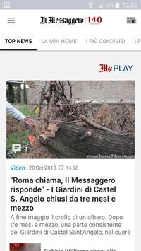 Il Messaggero screenshot 1