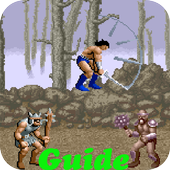 Guide for Golden Axe(战斧) icon