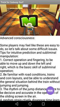 Trick for Subway Surf screenshot 4
