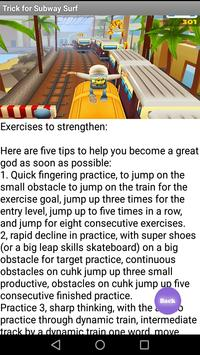 Trick for Subway Surf screenshot 3