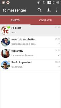 Facecjoc Chat-Messenger screenshot 3