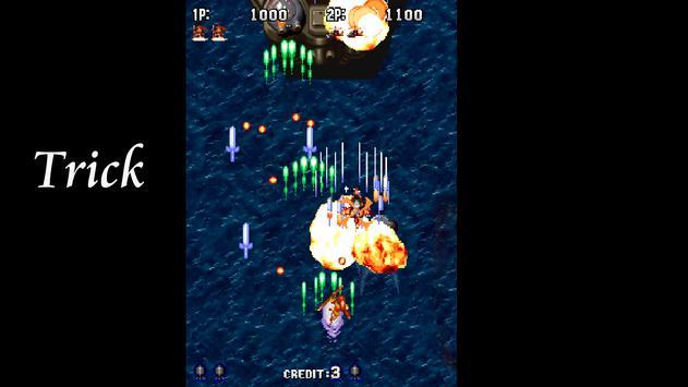 Trick for Gunbird(武装飞鸟) apk screenshot