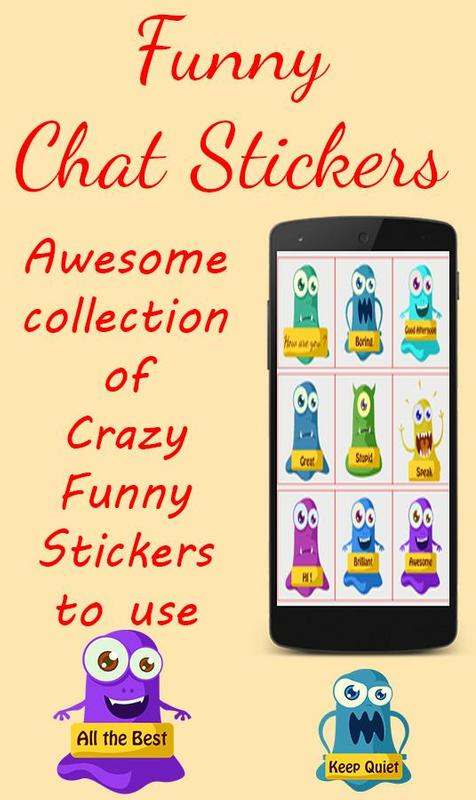 Adult Funny Chat Stickers poster Adult Funny Chat Stickers apk screenshot  ...