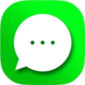 iMessage style OS11 icon