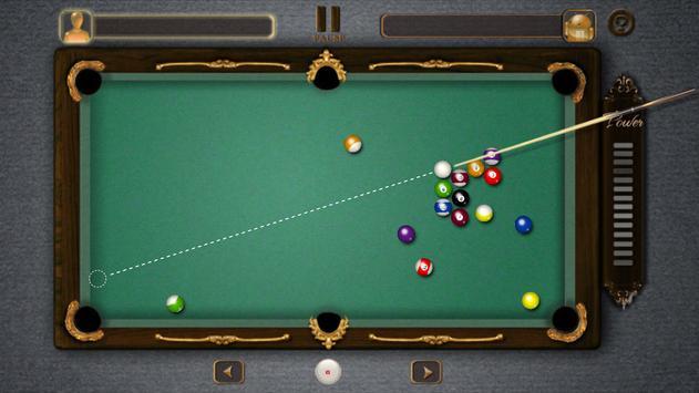 Billiards ball-8 ball pool &9 ball pool apk screenshot