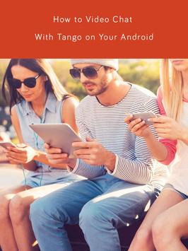 Make Free Tango Calling Guide screenshot 1