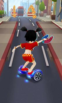 Hoverboard Rush poster