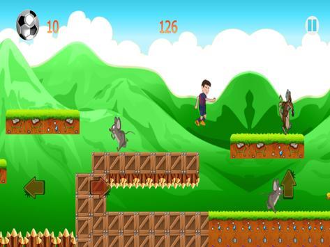 Messi Run Games apk screenshot