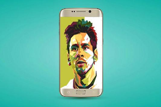 Messi Live Wallpapers screenshot 1