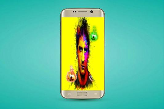 Messi Live Wallpapers screenshot 2