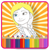 Drawing And Painting For Kids icon