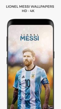 ⚽ Lionel Messi Wallpapers : Messi Wallpaper 4K HD poster