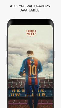⚽ Lionel Messi Wallpapers : Messi Wallpaper 4K HD screenshot 2