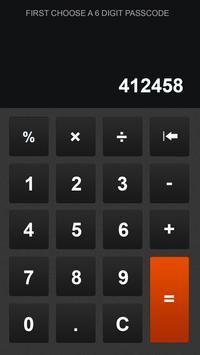 Private Photos, Videos & Notes - Secret Calculator screenshot 2
