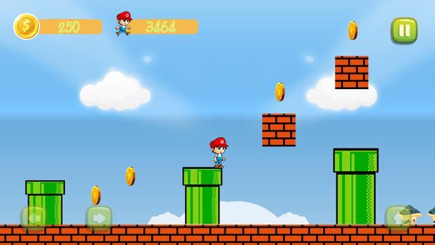 Jungle Adventures Super World apk screenshot