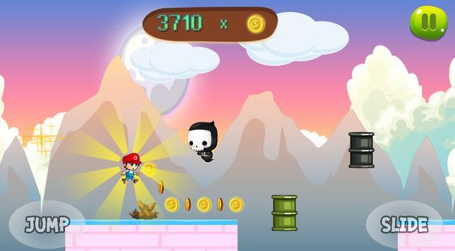Super Run Jungle Adventures apk screenshot