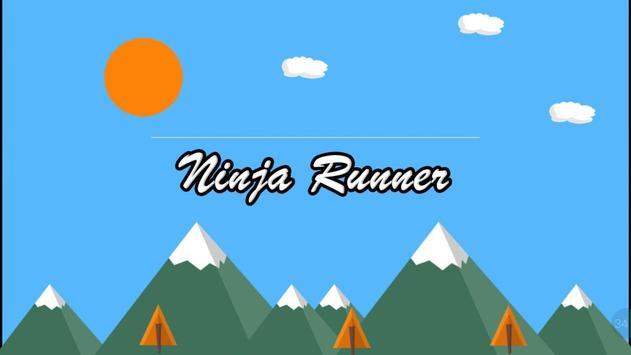 Ninja Runner Jump poster