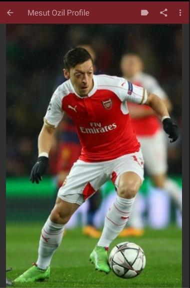 Mesut Ozil Wallpaper For Android Apk Download