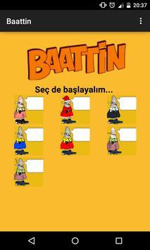 Baattin poster
