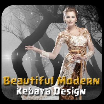 Beautiful Modern Kebaya Design screenshot 1