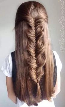 Little Girl Hairstyle apk screenshot