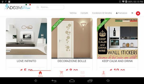 Adesivi Design apk screenshot