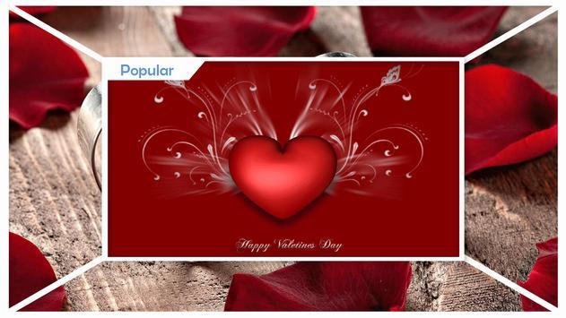 Valentine's Day Wallpaper HD screenshot 1