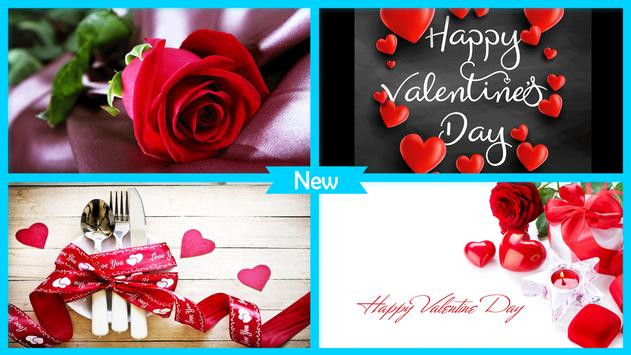 Valentine's Day Wallpaper HD screenshot 3