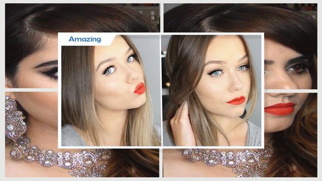 Beauty Evening Lips Makeup Tutorial screenshot 4