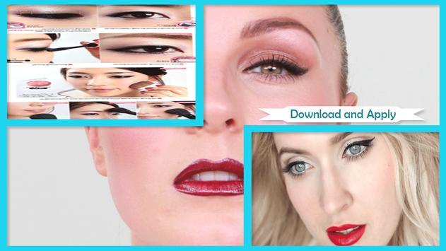 Beauty Evening Lips Makeup Tutorial screenshot 2