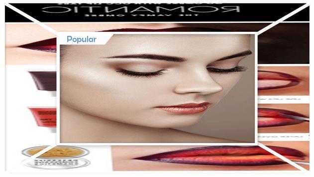 Beauty Evening Lips Makeup Tutorial screenshot 3