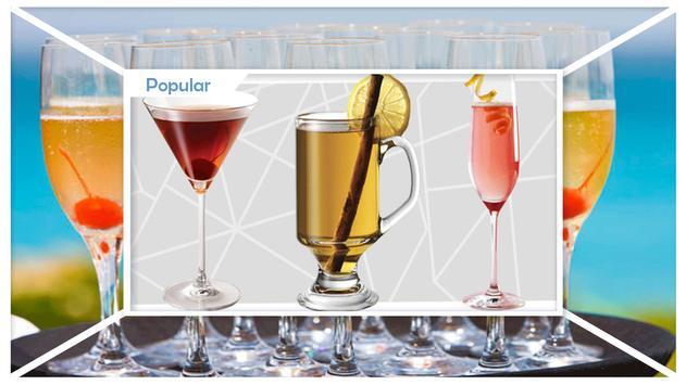 DIY Winter Champagne Cocktails screenshot 2