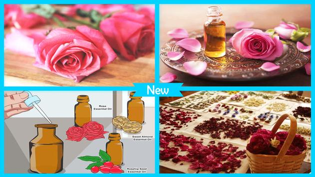 Easy DIY Rose Almond Body Oil screenshot 4