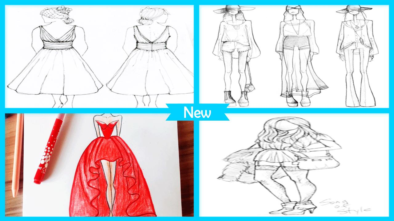 How To Draw Fashion Clothes For Android Apk Download