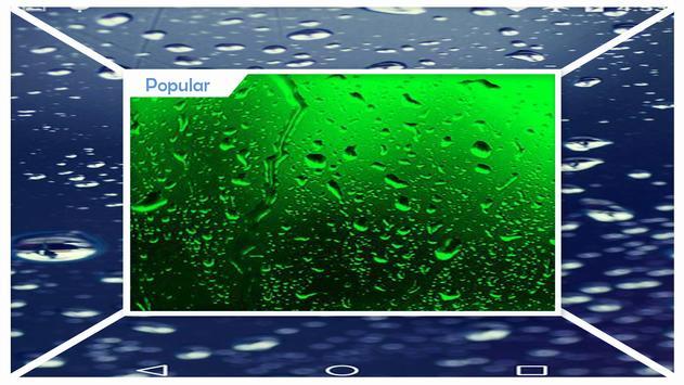 Rain Drops Live Wallpaper screenshot 1