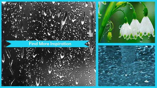 Rain Drops Live Wallpaper screenshot 2