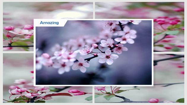 Sakura Cherry Blossoms Live Wallpaper screenshot 2