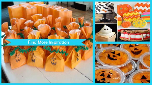 Sweet DIY Halloween Treat Ideas poster
