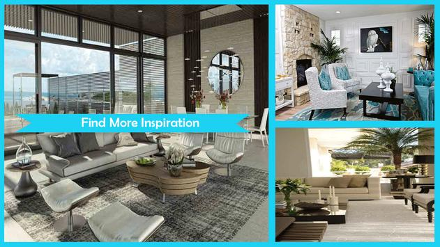 Stylish Living Room Decorating Ideas poster