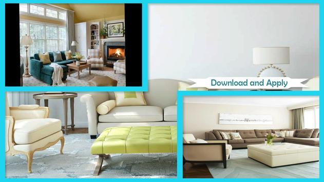 Stylish Living Room Decorating Ideas screenshot 1