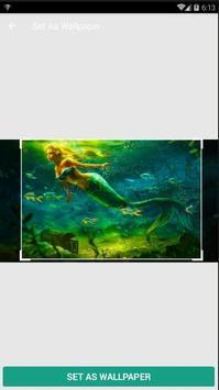 Mermaid wallpapers HD apk screenshot